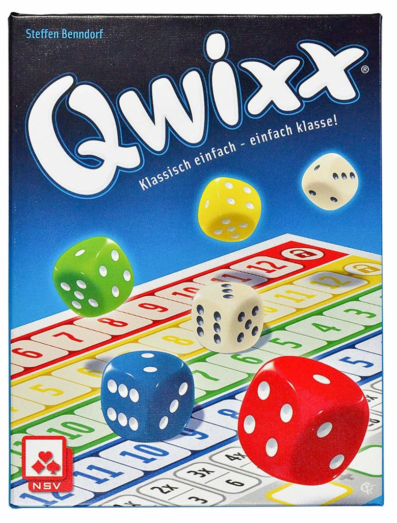 Spielanleitung Qwixx