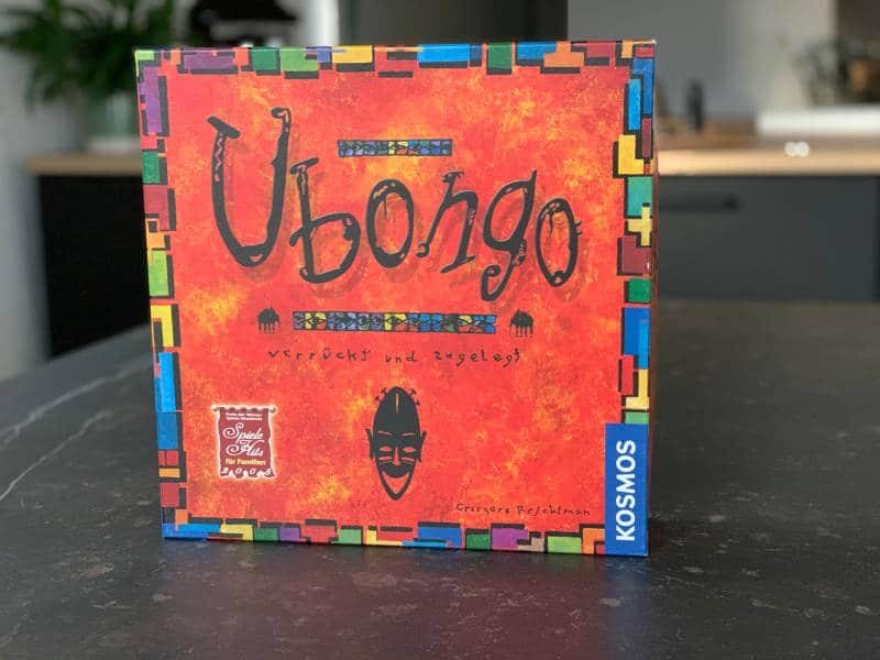Ubongo Spielverpackung