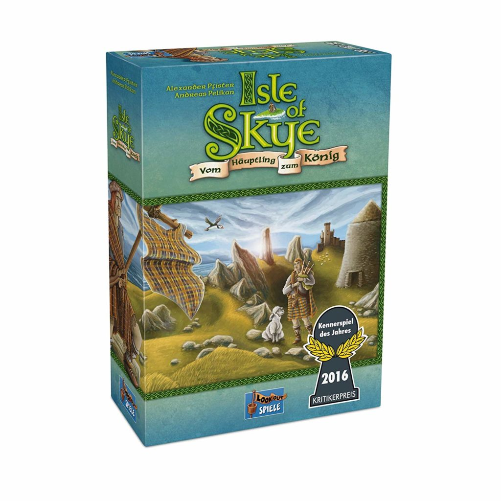 Isle of Skye Spielanleitung