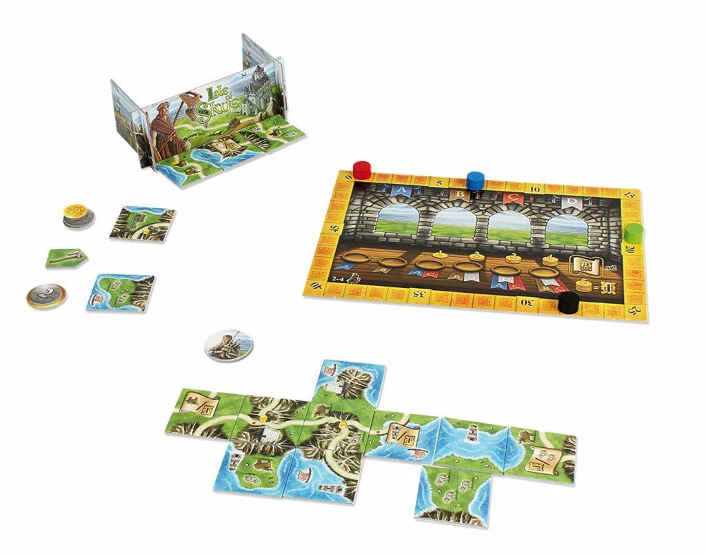 Isle of Skye: Spielinhalt