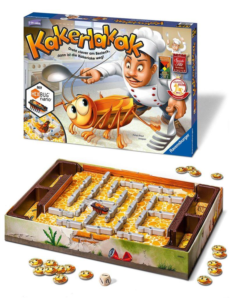 Spielinhalt von Kakerlakak