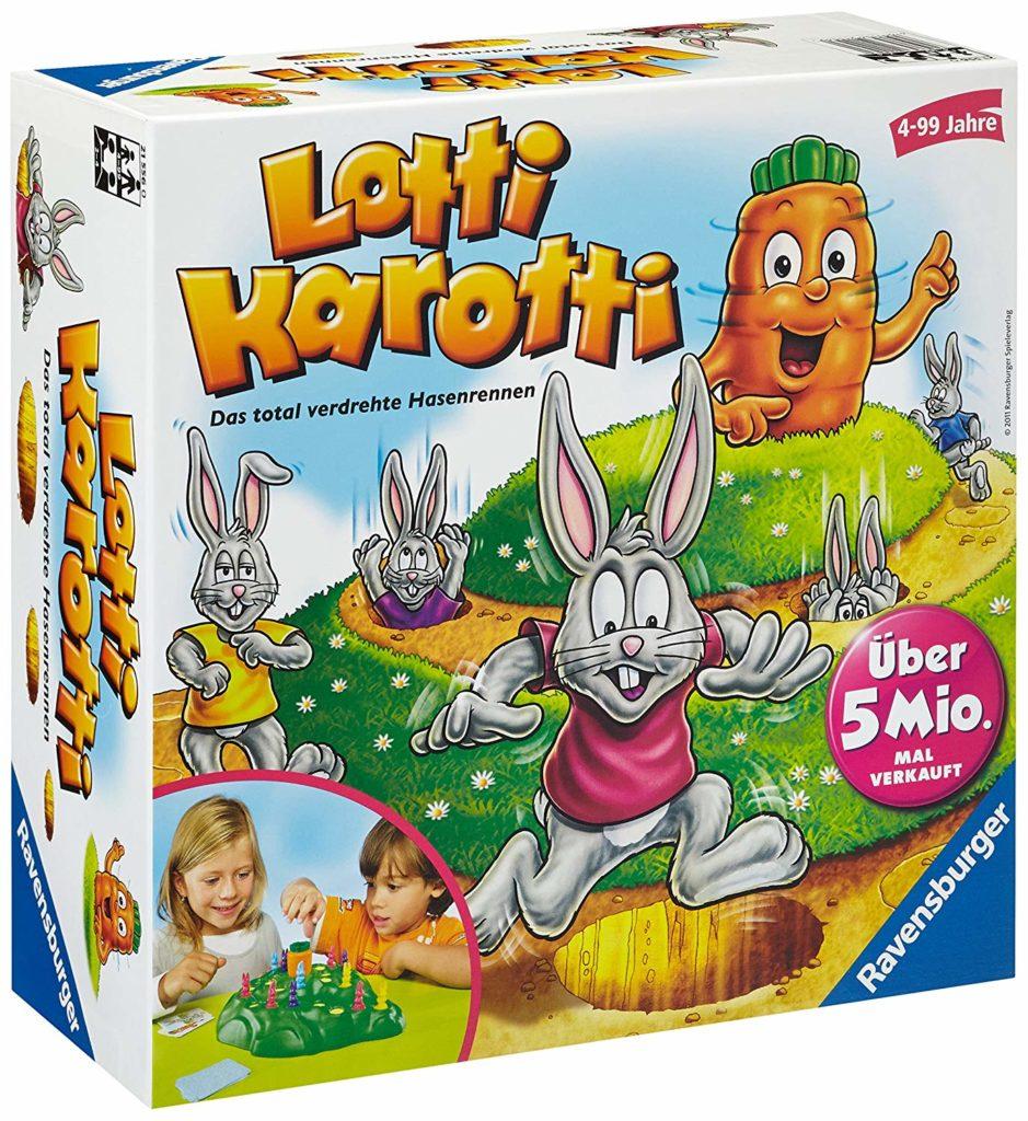 Lotti Karotti Spielverpackung