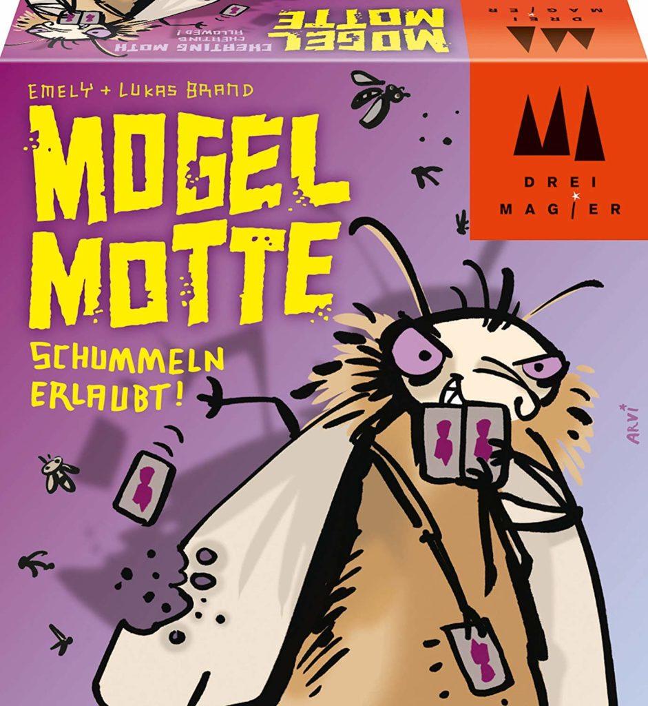 Mogel Motte oder Schummel Hummel: Unterschiede?