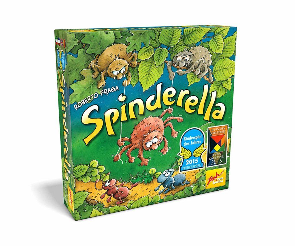 Spinderella Spielanleitung