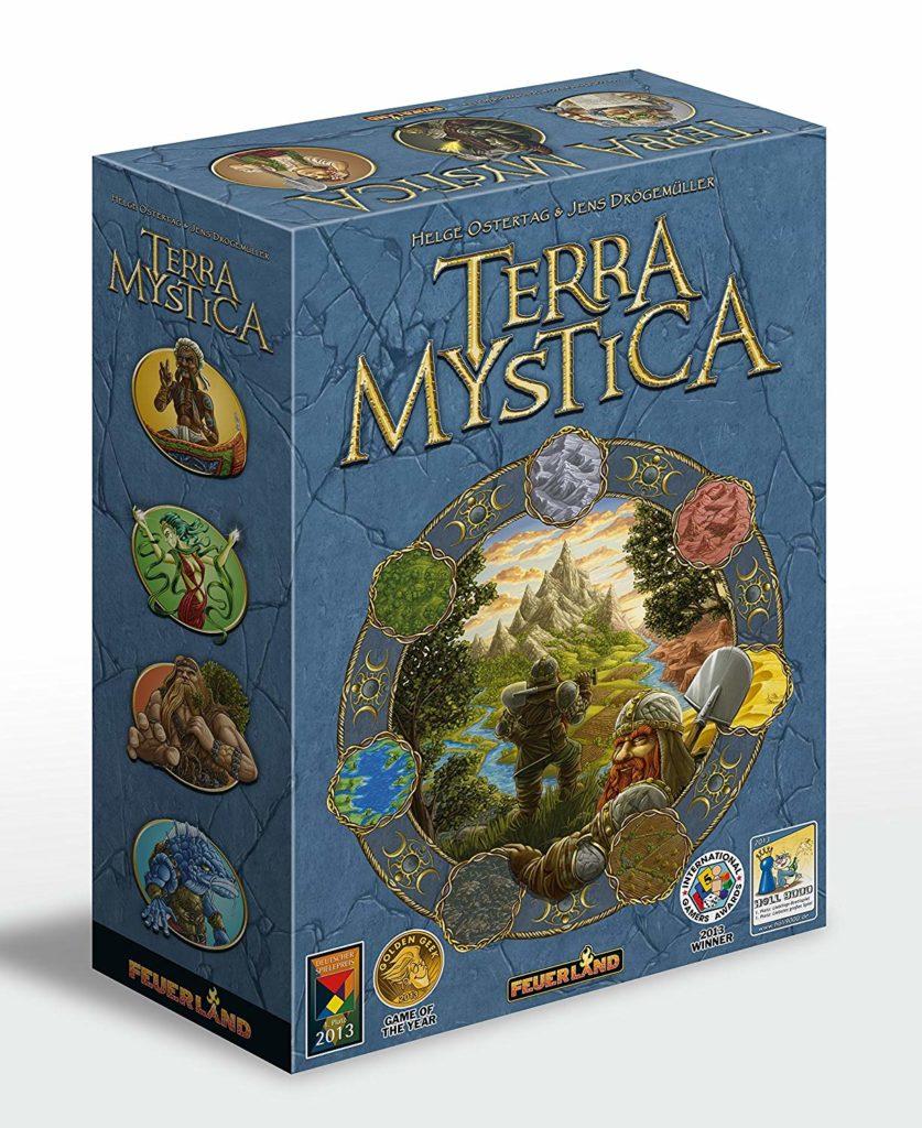 Terra Mystica Spielverpackung
