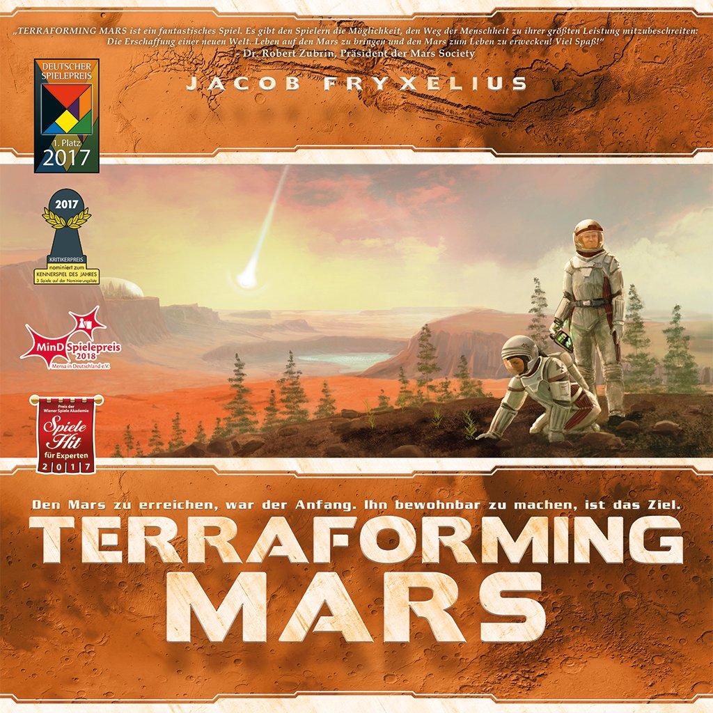 Terraforming Mars: Spielverpackung
