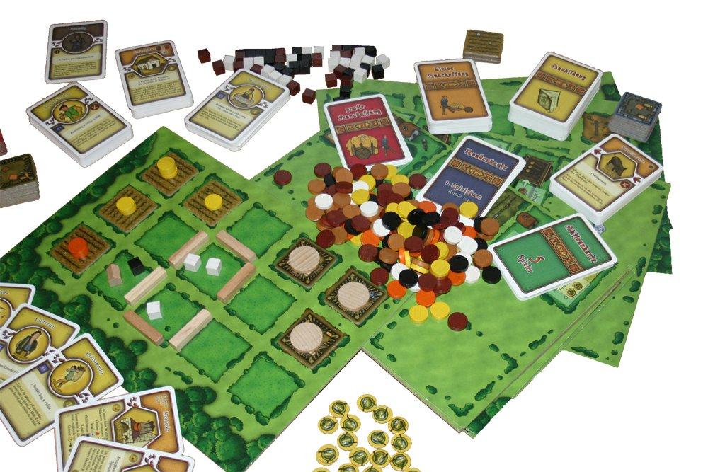 Spielinhalt von Agricola