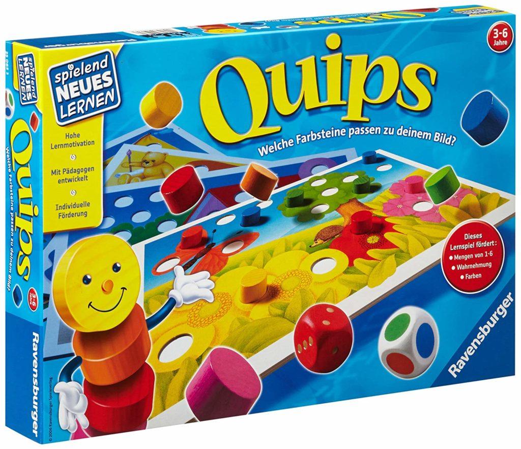 Quips Spielanleitung