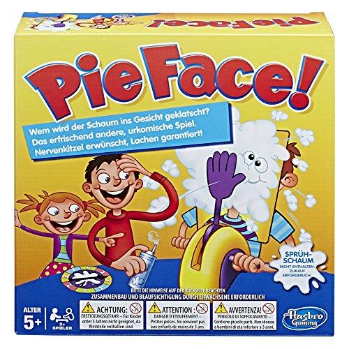 Spielverpackung von Pie Face