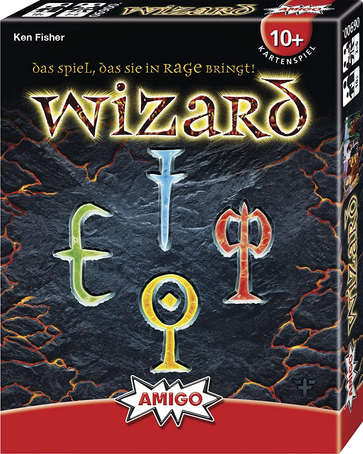 Wizard Kartenspiel Tricks
