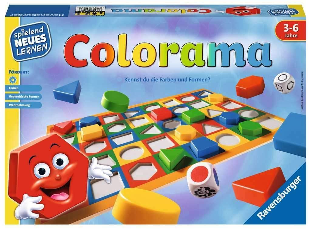 Colorama Spielverpackung