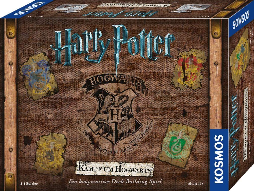 Harry Potter: Kampf um Hogwarts Spielverpackung