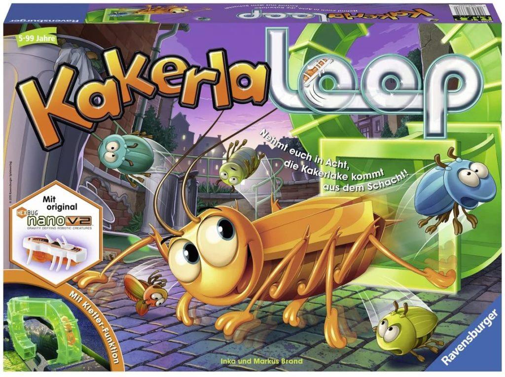 Kakerlaloop Spielverpackung