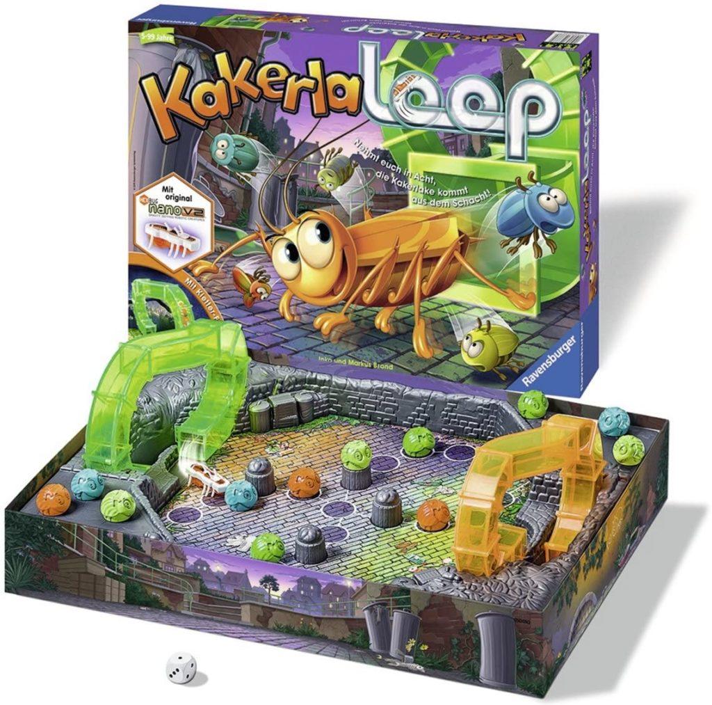 Spielinhalt von Kakerlaloop