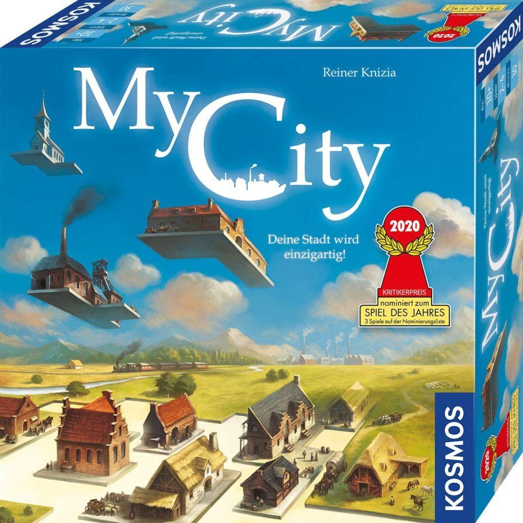 My City Spielverpackung