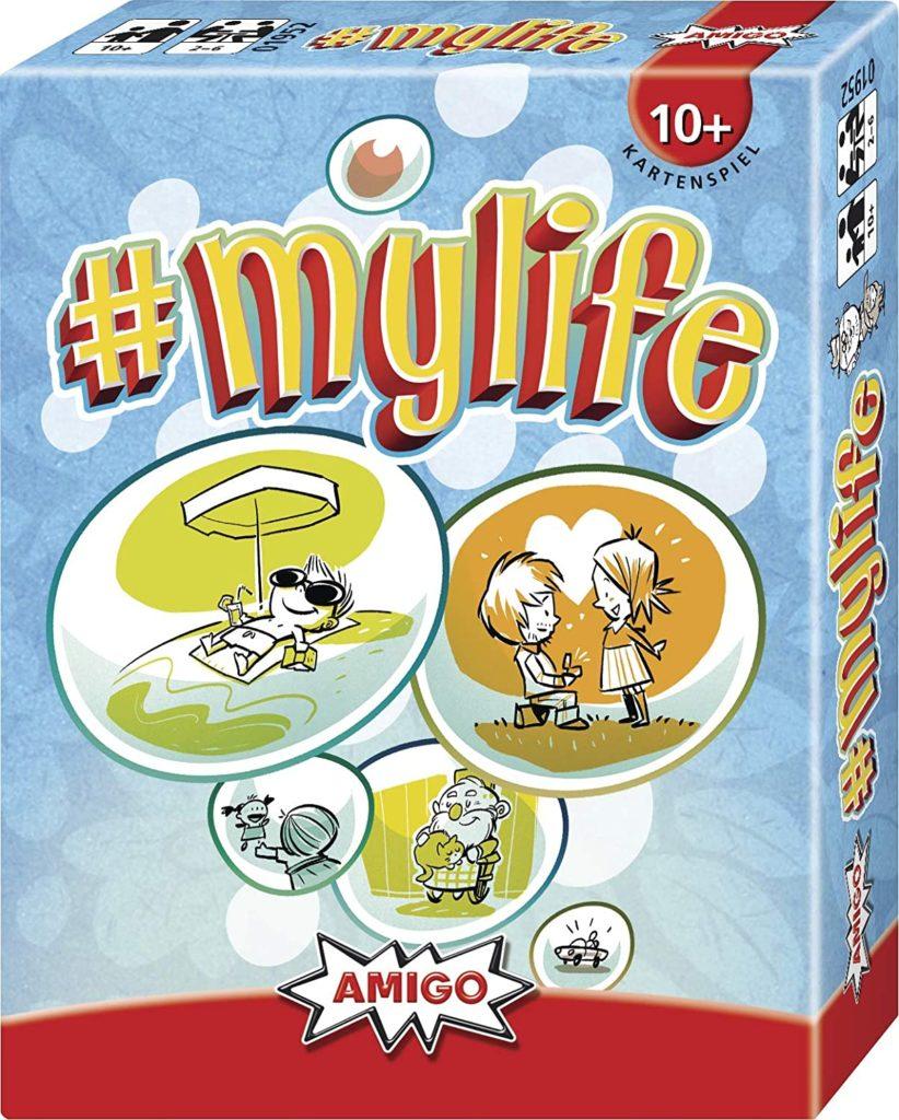 Spielverpackung von #mylife (Amigo Spiele)