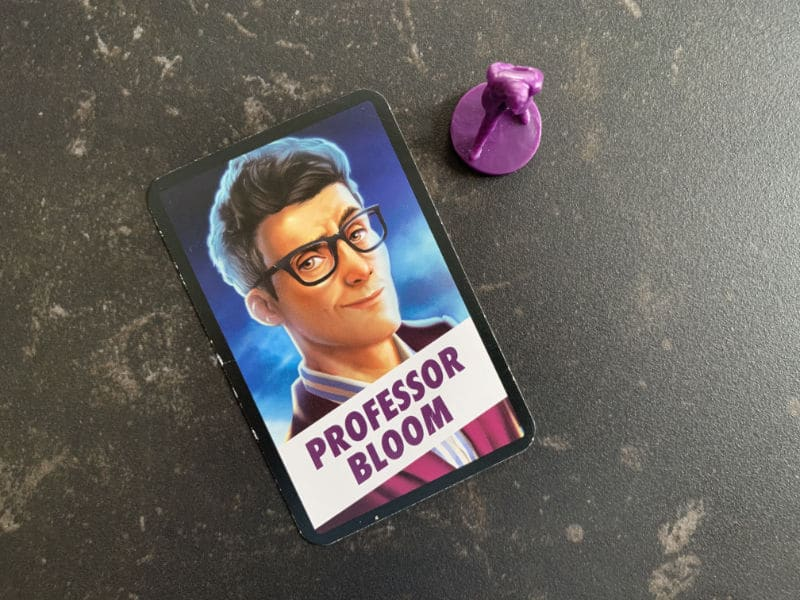 Professor Bloom