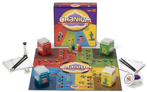 Spielinhalt von Cranium