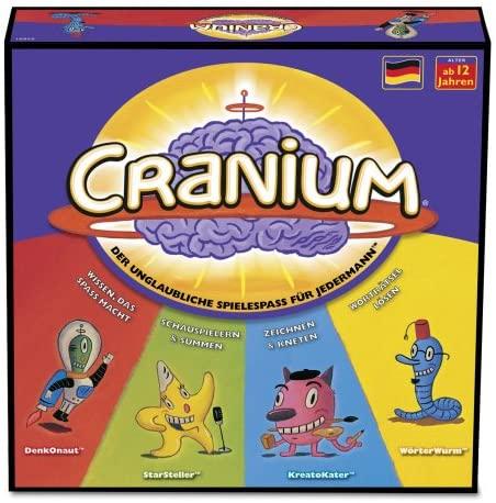 Spielverpackung von Cranium