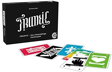 Spielinhalt von Frantic