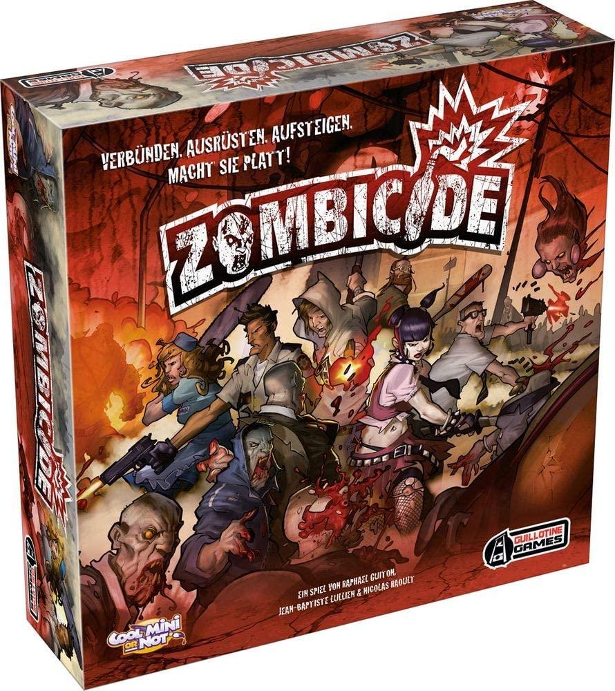 Zombicide Spielverpackung