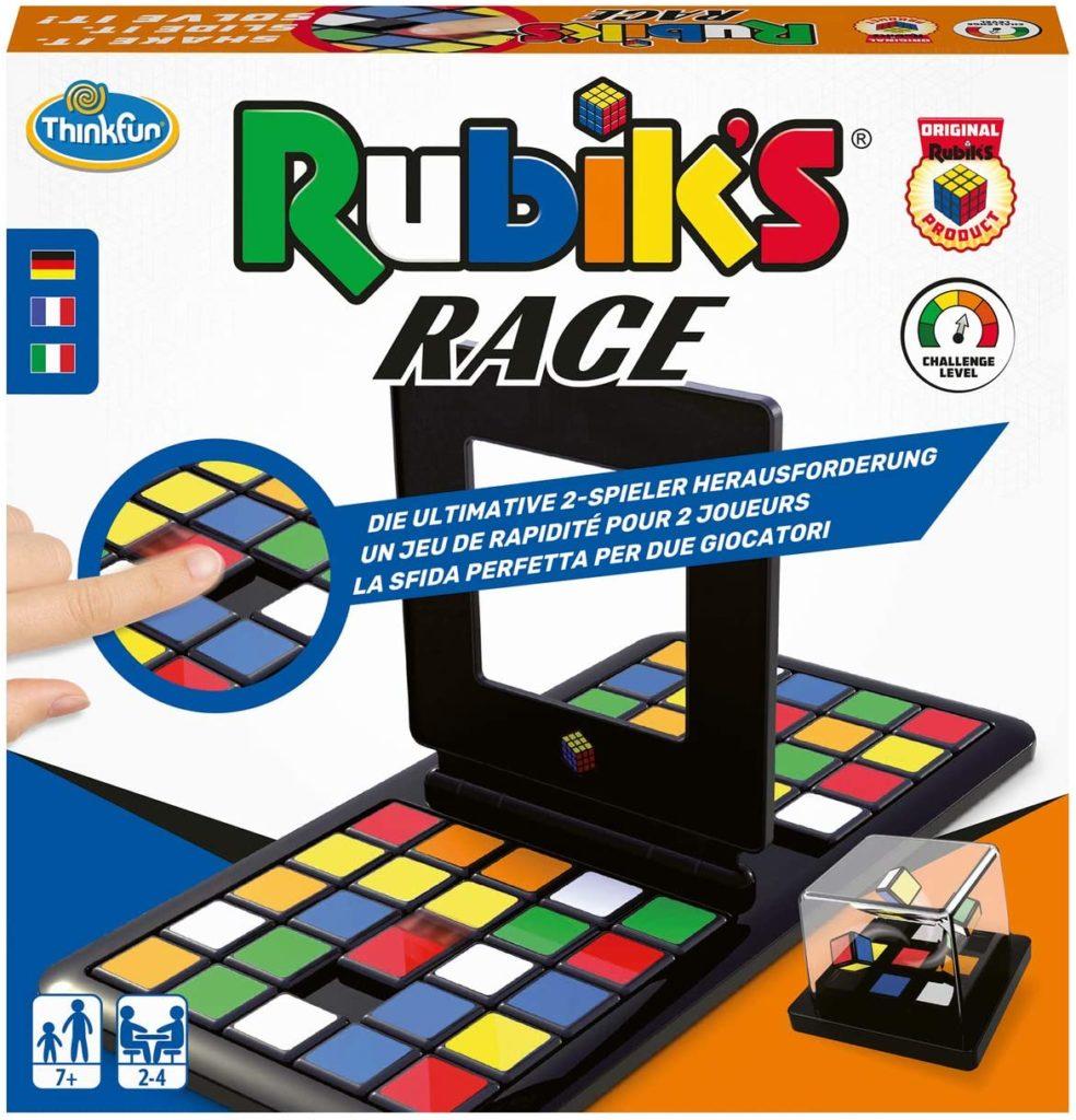 Rubik's Race Spielverpackung