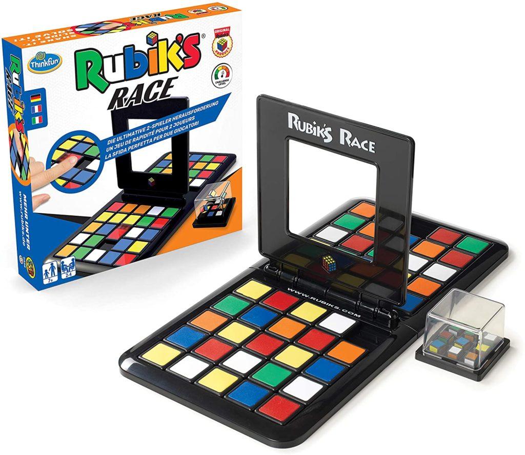Spielinhalt von Rubik's Race